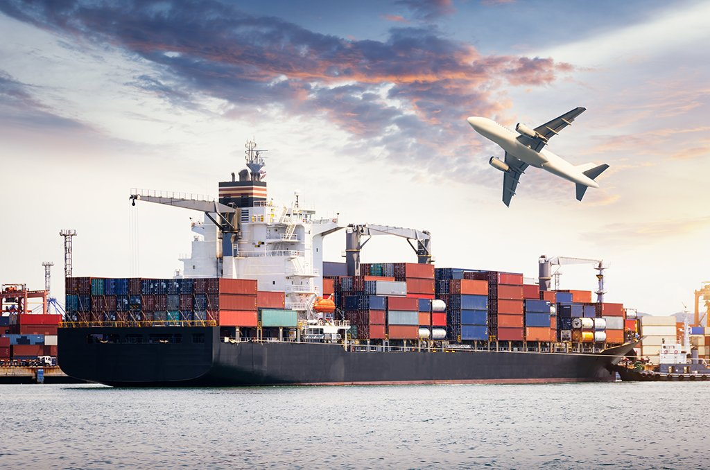 Air and Sea Freight – CERNY BUREAU ENTERPRISES LTD